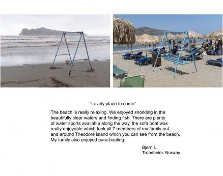 Touristic interpretations